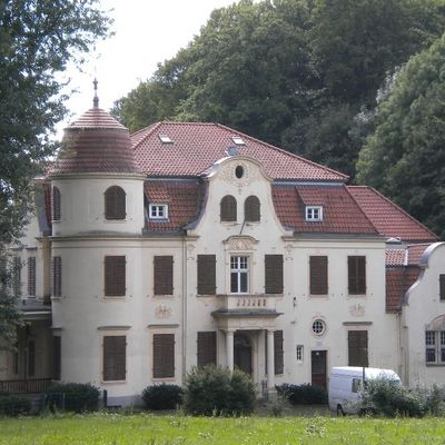 Die Villa Bayer in Erkrath.