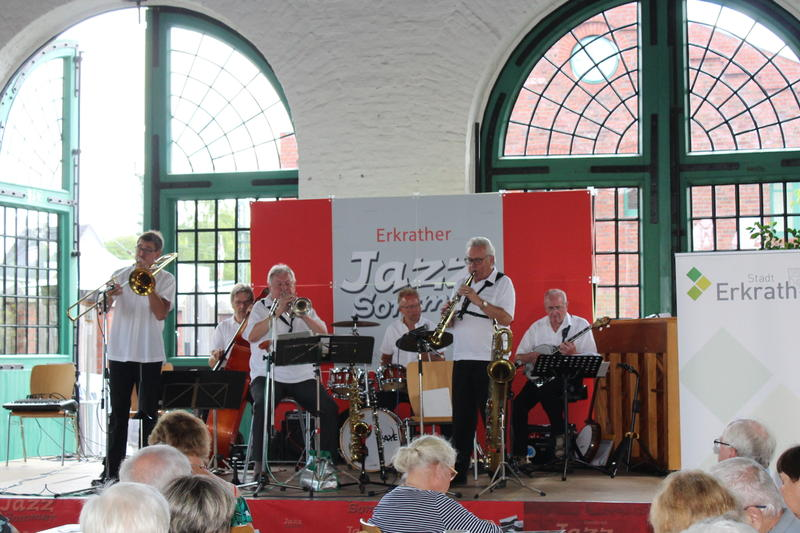 Jazzsommer 2018_Dixie Friends Krombach