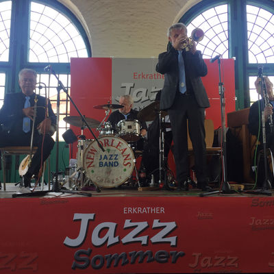 Jazzsommer 2018_New Orleans Jazz Band of Cologne