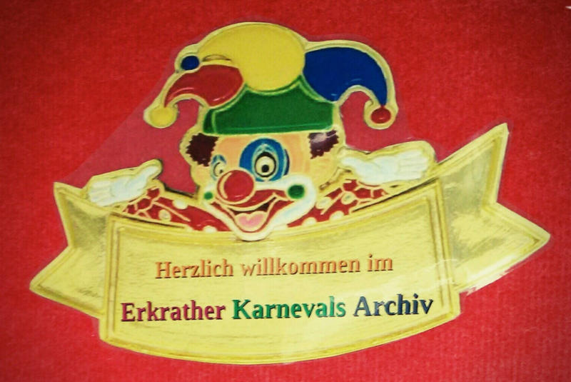 Logo Erkrather-Karnevals-Archiv